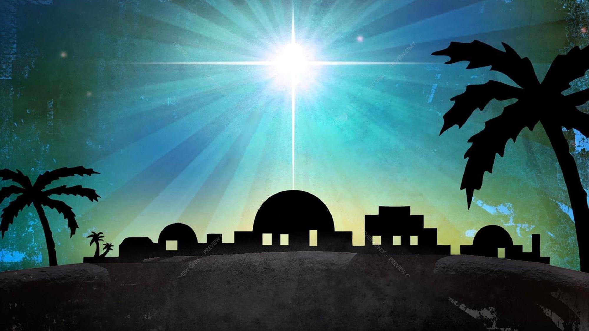 Bethlehem sky line