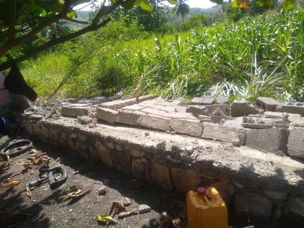 school in Haiti header image
